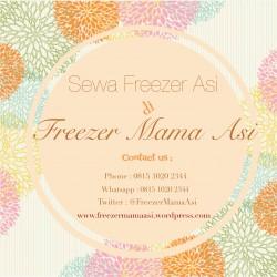 Sewa Freezer asi di Freezer mama asi