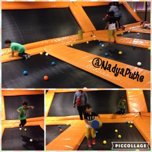 Chipmunks Playground -- Kota Kasablanka  | trampolin