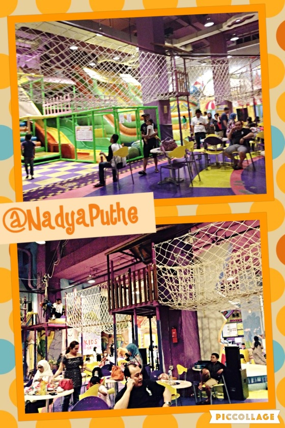 Chipmunks Playground Kota Kasablanka \ cafe